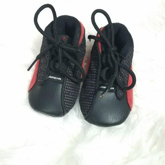 259ef0c61061 Jordan Other - BOYS  INFANT JORDAN RETRO 13 in Red   Black ...